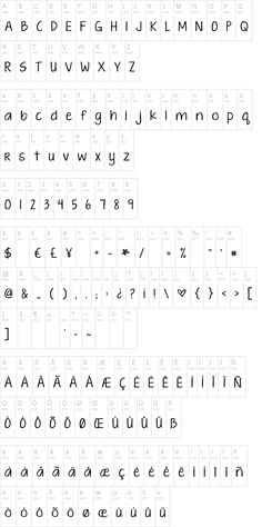 KG Primary Dots font - free font at dafont.com ~ looks like the ...