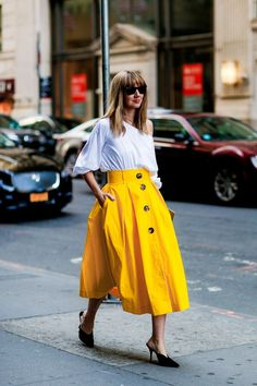 NYFW SS17 style crush                                                                                                                                                                                 More