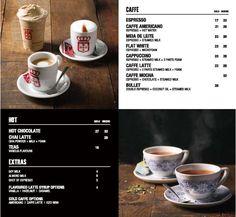 Coffee Menu, Coffee Is Life, Chocolate, Mochi, Hot, Espresso, Cape Town, Tableware, Street