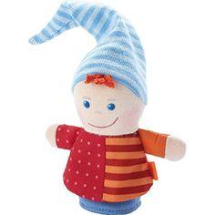#Marionnette à doigt Guignol #haba #théâtre