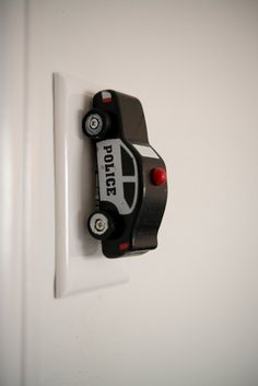 Upcycle a Wooden Car to a Customized Light Switch