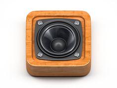 Speaker Icon by Vasilije Ristovic