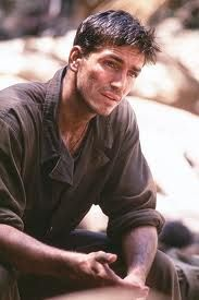 Jim Caviezel...  I adore all his movies, the message of them says something about who he is <3