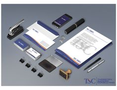 Create a corporate identity for an experienced SAP professionals by *Cassia™
