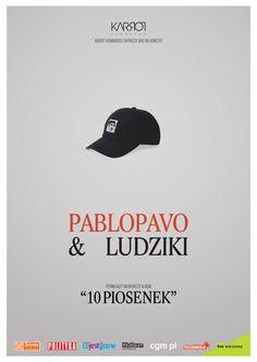 Pablopavo - 10 Piosenek - Poster
