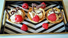 Cutesy Cannoli Cups:  Courtney from Columbus, KS just won $50 for submitting this recipe and photo! Submit your coconut recipes and photos here: http://freecoconutrecipes.com/submit/