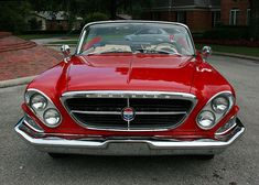1961 Chrysler 300G Convertible | MJC Classic Cars | Pristine Classic Cars For Sale - Locator Service
