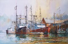 http://ianramsay.blogspot.de/2014/01/i-have-painted-great-deal-over-winter.html