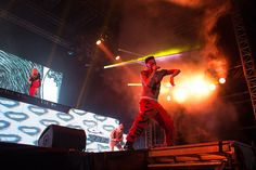 DIE ANTWOORD FM4 Frequency Festival Fotocredit: Iris Reihs  Blog: www.xed.at  Instagram: xedblog