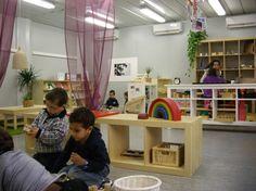 Escola Congrés Indians (Barcelona) #escolaviva
