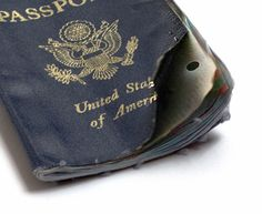 Severely damaged or mutilated passports are not valid for travel or for use as identification. Read on our complete guide for damaged passport replacement, including all requirements.