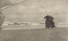 Gossip, by Alfred Stieglitz, 1905