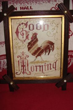 One of my favorite Samplers done in redwork....just love it !!