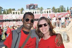 A Survivor at Every Stadium: Rose Bowl | Team Draft