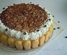Torta tiramisù  http://blog.giallozafferano.it/rafanoecannella/torta-tiramisu/