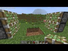 ► Minecraft: Redstone Tutorial 2x2 Trap Doors/Secret Entrance Using Pistons