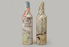 Creative Review - Paul Belford Ltd brands Waddesdon Wine
