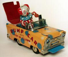 Blechspielzeug Spielzeug Repro Box Hong Kong Double Decker Bus Friction Powered