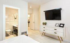 המהפכה הפוסט-מודרנית: עיצוב נקי לדירה בראשון לציון   בניין ודיור