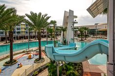 """After riding a few rollercoasters and walking around the many theme parks in Orlando, Cabana Bay Beach Resort is the spot for all the """"cool cats"""" to kick back in style. The newest addition to Universal Studios array of resorts offers vacationers a nostalgic experience tracing back to the groovy era of the 60's, which explored big hair, beach balls, and the good ole' American family vacation."""