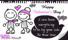 I can Leave Everything - Be Mine Greeting Cards