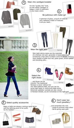 6 steps to cultivating a parisian chic style
