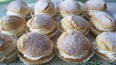 Mini-dortíky plněné vanilkovým pudinkem! Báječný dezert s famózní chutí hotový za 30 minut! | Vychytávkov