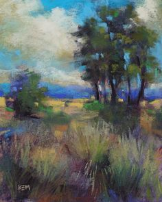 Beautiful art by Karen Margulis...makes me want to pull out my soft pastels!