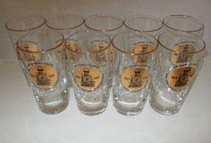 Libbey Glassware New York Central Mutual by MarieWarrenArts, $12.00
