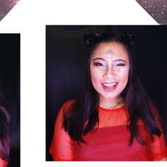 Libra Inspired Makeup
