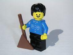 Lego - Bob Dylan by Dunechaser, via Flickr
