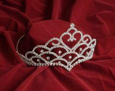 """4 1/4"""" Elegant Royalty Crown"""