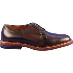 Alden Men's Plain Toe Blucher Style #: 99026 | #TheShoeMart #Alden #Shoes