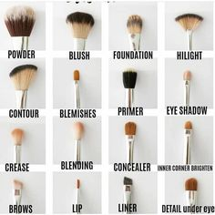 make up;make up for beginners;make up tutorial;make up for brown eyes;make up for hazel eyes;make up organization;make up ideas; Makeup Brush Uses, Makeup 101, Makeup Guide, Makeup Tricks, Skin Makeup, Eyeshadow Makeup, Makeup Ideas, Games Makeup, How To Makeup