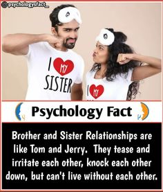 Best Brother Quotes, Sister Quotes Funny, Besties Quotes, Funny Quotes About Life, Sibling Quotes, True Interesting Facts, Interesting Facts About World, Intresting Facts, Amazing Facts