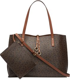 787d1ff231 Calvin Klein Marlise Signature Tote & Reviews - Handbags & Accessories -  Macy's