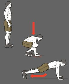 B5. Burpee http://www.menshealth.com/fitness/ultimate-special-forces-workout/b5-burpee