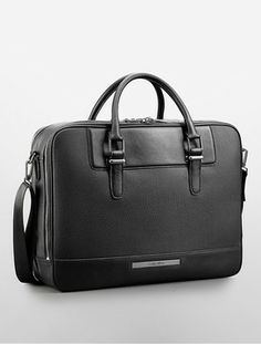 Calvin Klein Peter Faux Leather Computer Commuter Briefcase on shopstyle.com Vintage Canvas, Luggage Sets, Vintage Men, Messenger Bag, Calvin Klein, Briefcases, Leather, Bags, Peace