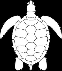 Sea Turtle Silhouette | Shared By: Erich 08-19-2011
