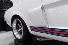 Martini Mustang Mustangs, Chevy Camaro, Chevrolet, Mustang Restoration, Automotive Shops, Vintage Mustang, Martini Racing, Mechanical Design, Ford Mustang Gt
