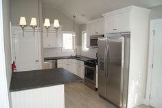 Custom Home (Lavallette, NJ) Kitchen