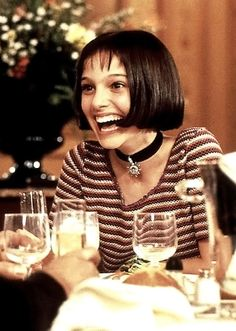 natalie portman Leon The Professional. I want this haircut