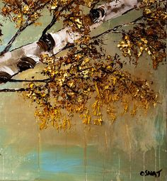 Modern Painting 48 x 24 Contemporary Palette Knife by OsnatFineArt