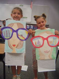 End of the Year Projects - Mrs. T& First Grade Class- End of the Year Projects – Mrs. T& First Grade Class End of the Year Projects – Mrs. T& First Grade Class - School Art Projects, Art School, Cute Art Projects, Back To School Art, Summer Art Projects, End Of School Year, Class Projects, Art Lessons Elementary, Elementary Schools
