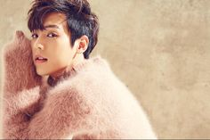 BTOB are handsome autumn men in individual jacket images! Btob Lee Minhyuk, Yook Sungjae, Born To Beat, Jacket Images, Boy Music, Handsome Faces, Fur Fashion, Fashion Photo, Artist