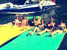 Aqua Lily Pad are UVB & UVA patented protected, patented mold resistant *USA* Hitch It Trailers, Parts, Service & Truck Accessories 5866 S. 107th E. Ave, Tulsa, OK 74146 918-286-7900 #HitchIt #Tulsa #Oklahoma #AquaLilyPadOk #AquaLilyPad #FloatingMat #GrandLakeOK #Laketime #LakeLife #GrandLakeOklahoma  #lake #pool  #Laketoy #Sailing #Yachting #seadoo #Boating #JetSki #PWC #Floating #GrandLake #Summer16 #Summer17 #GrandLakeFun #Tenkiller #Eufaula #FtGibson #Keystone #FloatingIsland…