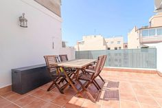 Nice apartment with large terrace in Palma #mallorca #apartment #realestate #palma #property