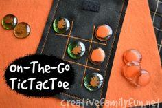 Portable Noughts & Crosses (Tic Tac Toe)