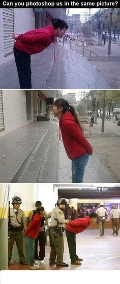 12 People Who Had Photoshop Requests.And Got Just Perfect Results To Be Fair, He Asked For It // funny pictures - funny photos - funny images - funny pics - funny quotes - Really Funny, Funny Cute, The Funny, Super Funny, Funny Shit, Funny Posts, Funny Stuff, Funny Humor, Funny Images