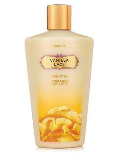 Vanilla Lace Hydrating Body Lotion VS Fantasies